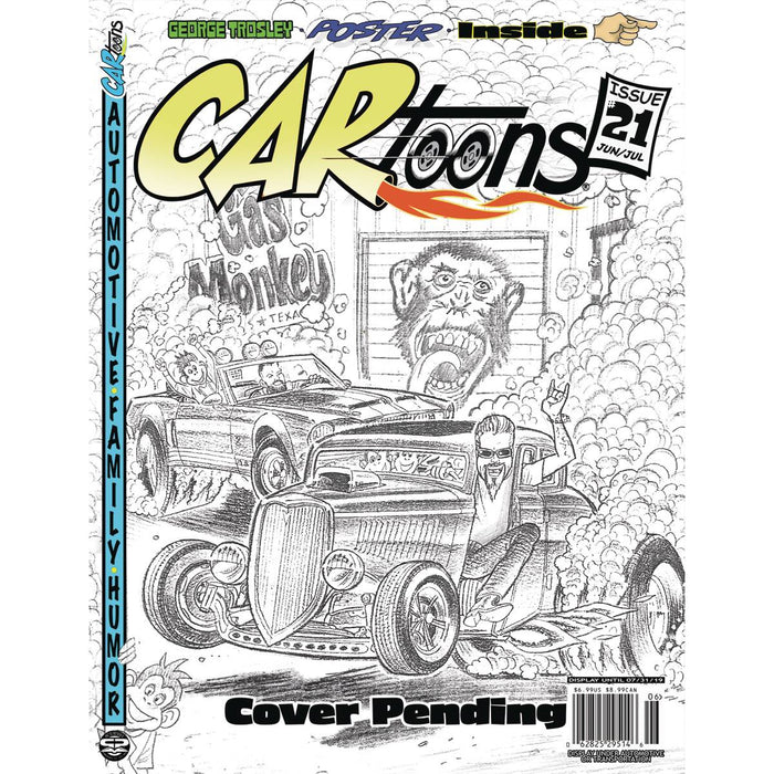 CARTOONS MAGAZINE #21