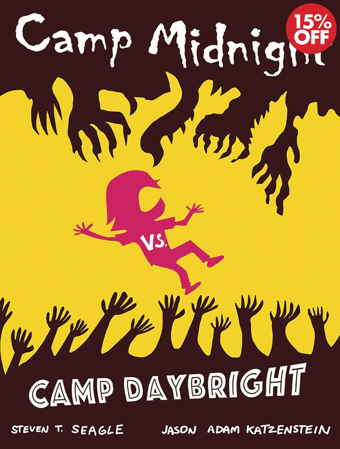 Camp Midnight Vol 02
