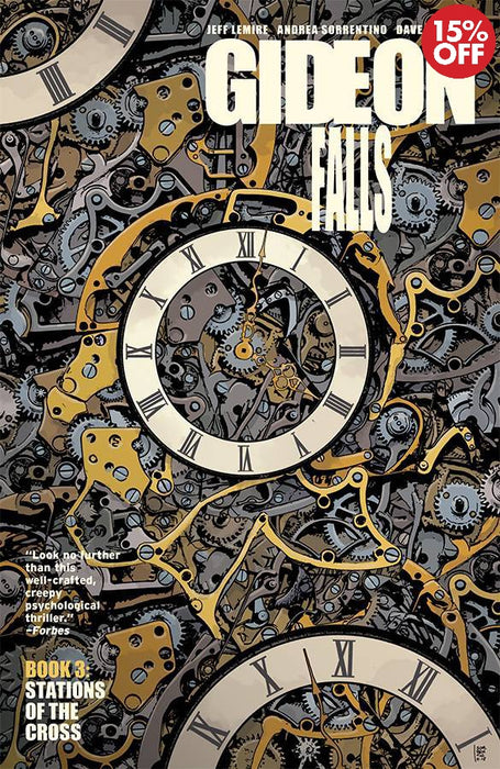 Gideon Falls Vol 03 Stations of The Cross
