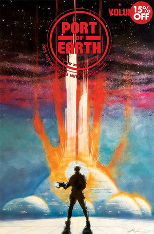 Port Of Earth Vol 03