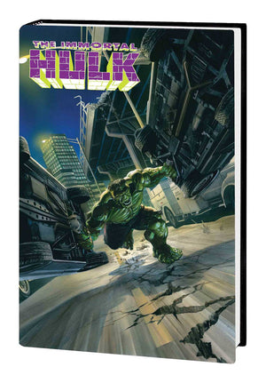 Immortal Hulk Vol 01