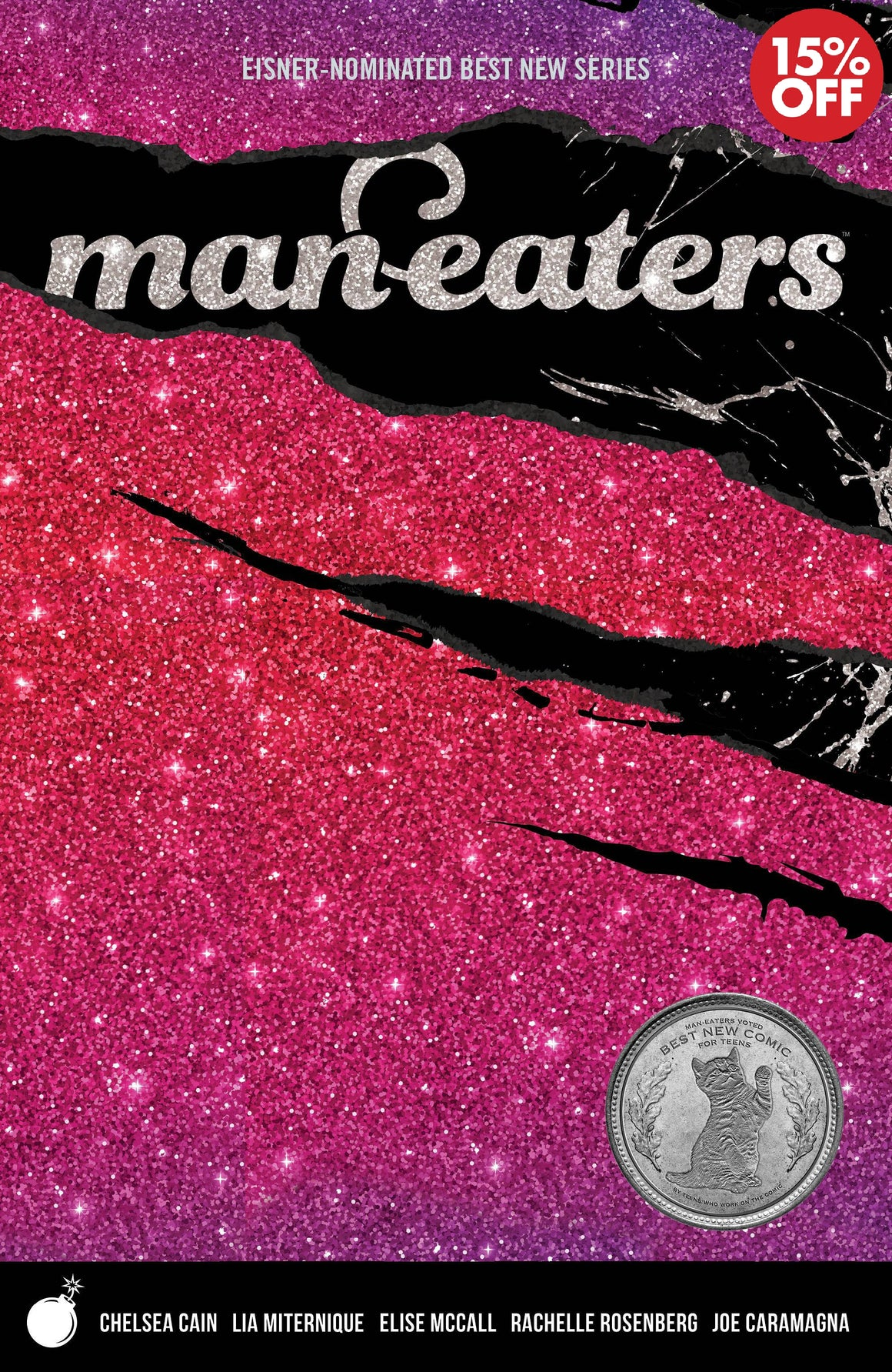Man-Eaters Vol 03