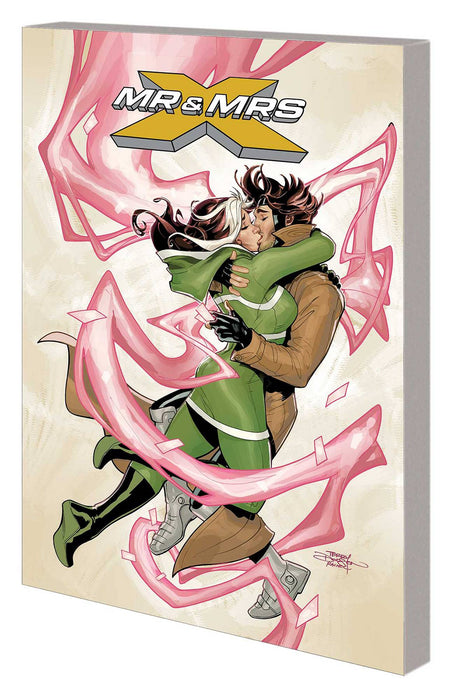 Mr And Mrs X Vol 2 Gambit And Rogue Forever