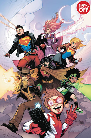 Young Justice Vol 01 Gemworld