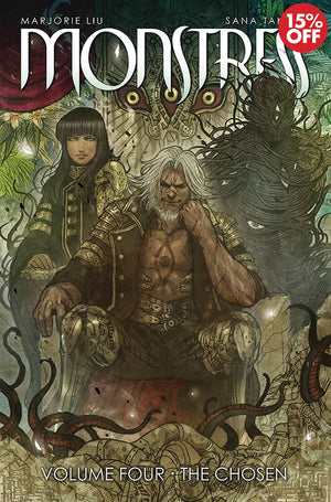 Monstress Vol 04
