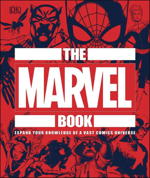 Marvel Book Expand Your Knowledge