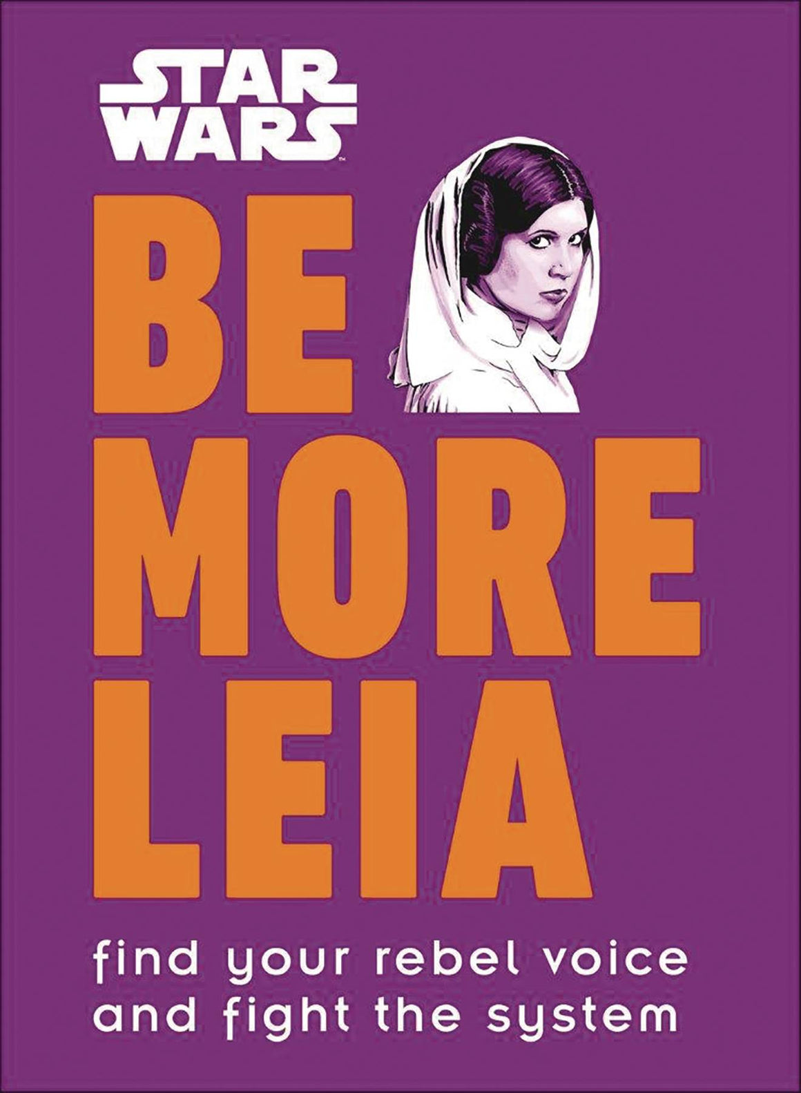 Star Wars Be More Leia