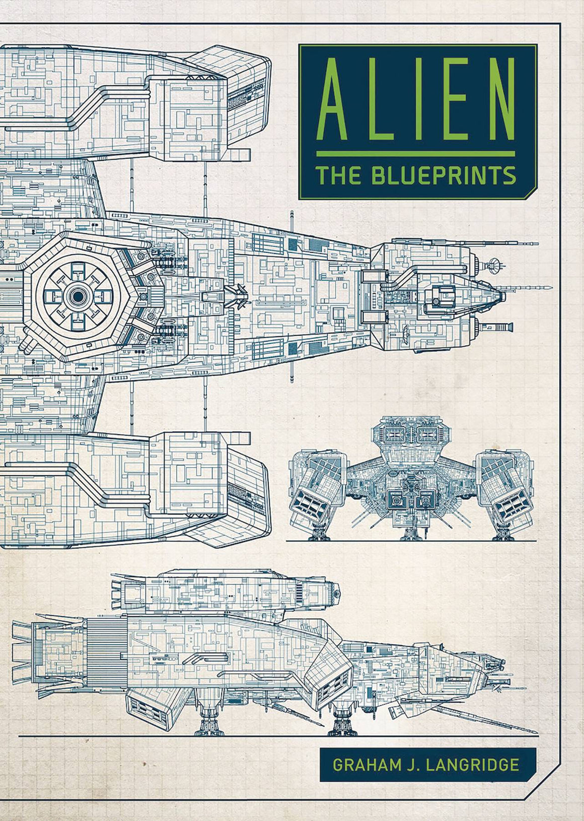 Alien Blueprints