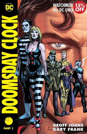 Doomsday Clock Part 01