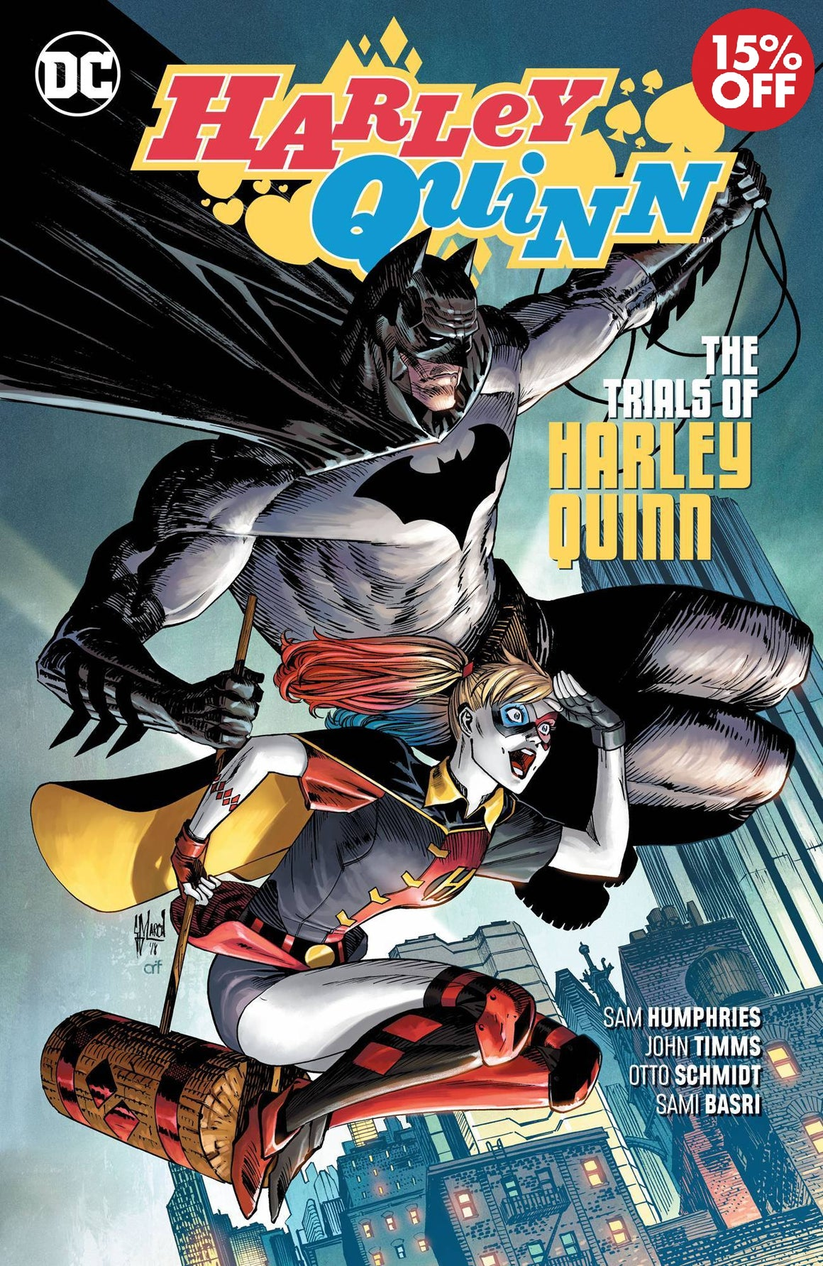 Harley Quinn Vol 03 The Trials OF Harley Quinn