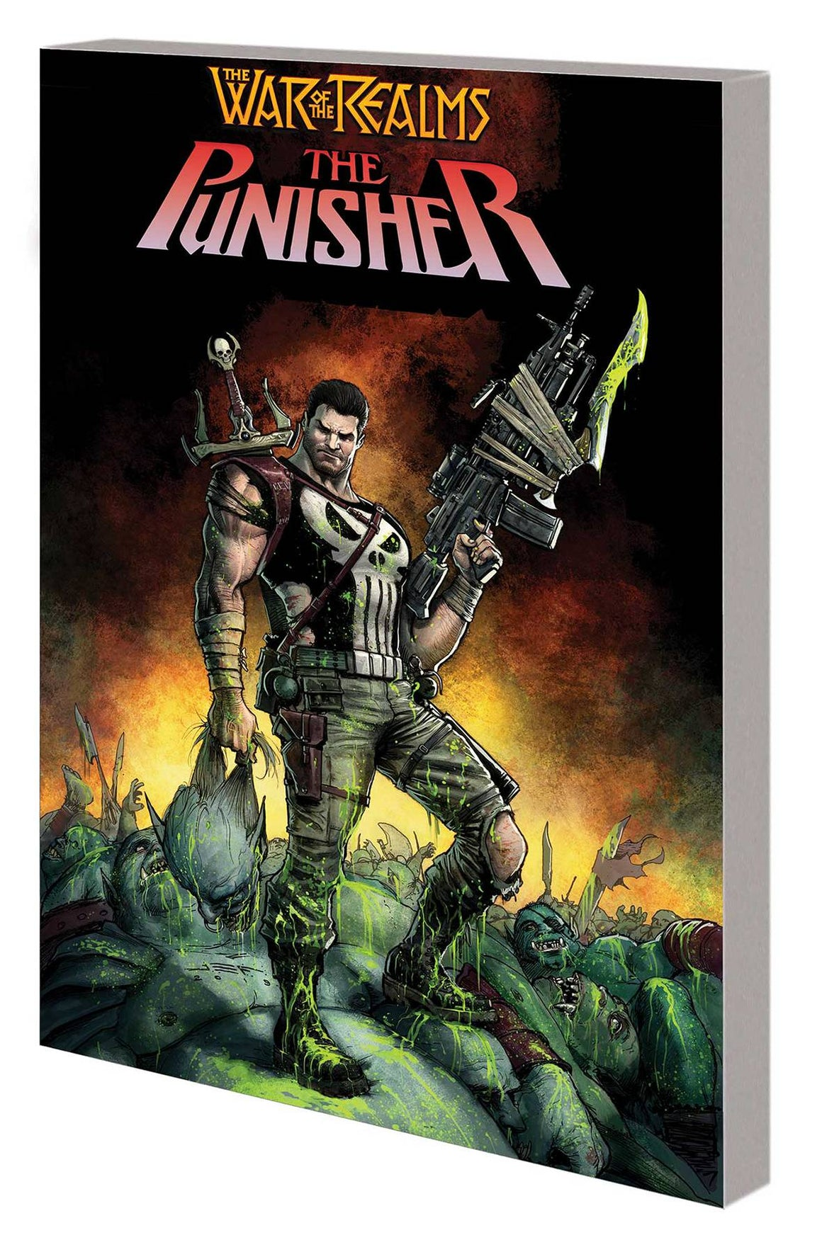 War OF Realms Punisher