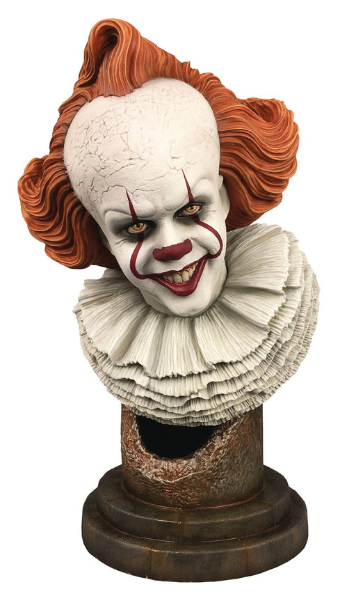Legends in 3D Movie Pennywise 1/2 Scale Bust