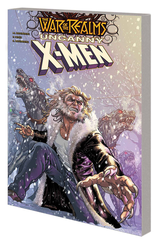 War Of Realms Uncanny X-Men