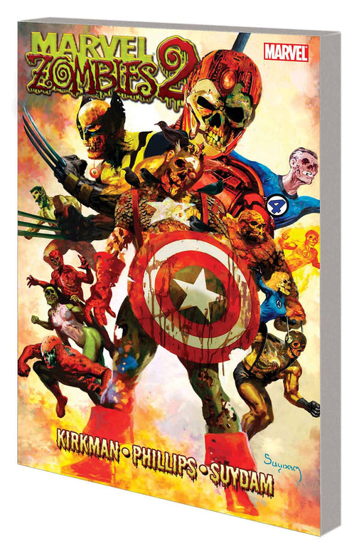 Marvel Zombie Vol 02