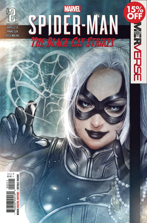 Marvels Spider-Man Black Cat Strikes #2 (Of 5)