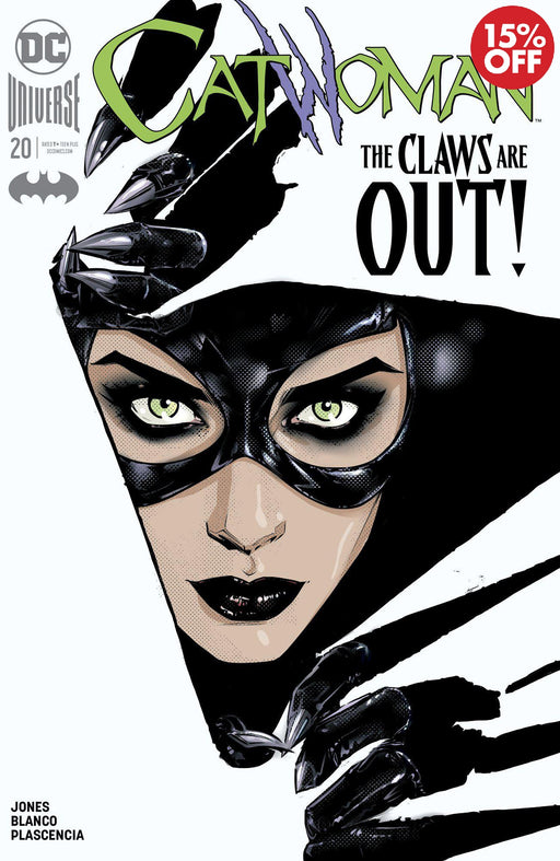 Catwoman #20