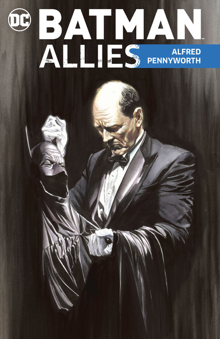 Batman Alfred Pennyworth