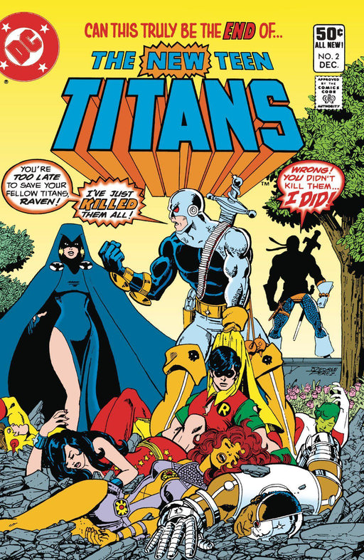 Dollar Comics The New Teen Titans #2