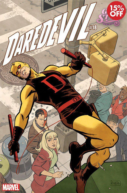 Daredevil #18 Gwen Stacy Variant