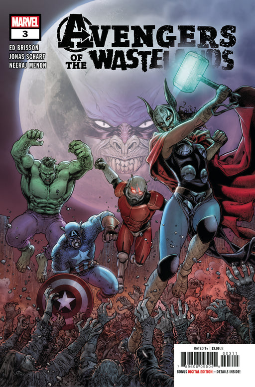 Avengers Of The Wastelands #3 (Of 5)