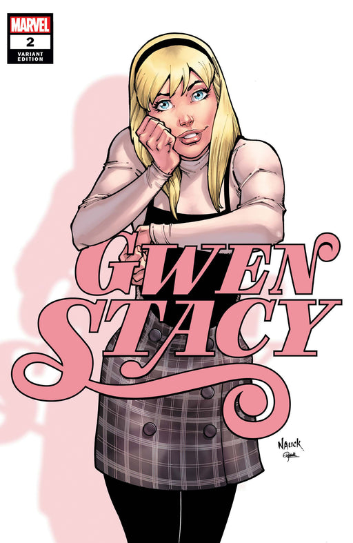 Gwen Stacy #2 (Of 5) Nauck Variant
