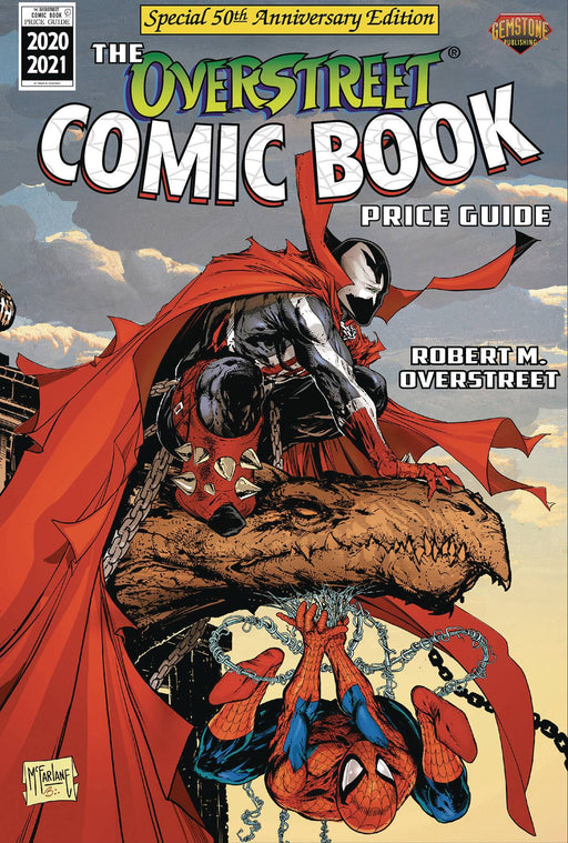 Overstreet Comic Book Price Guide Vol 50