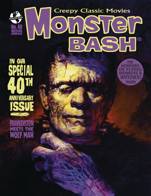 Monster Bash Magazine #40
