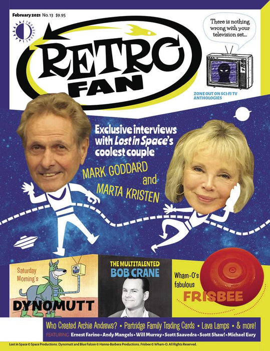 Retrofan Magazine #13