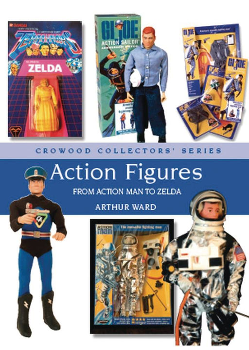 Action Figures From Action Man To Zelda