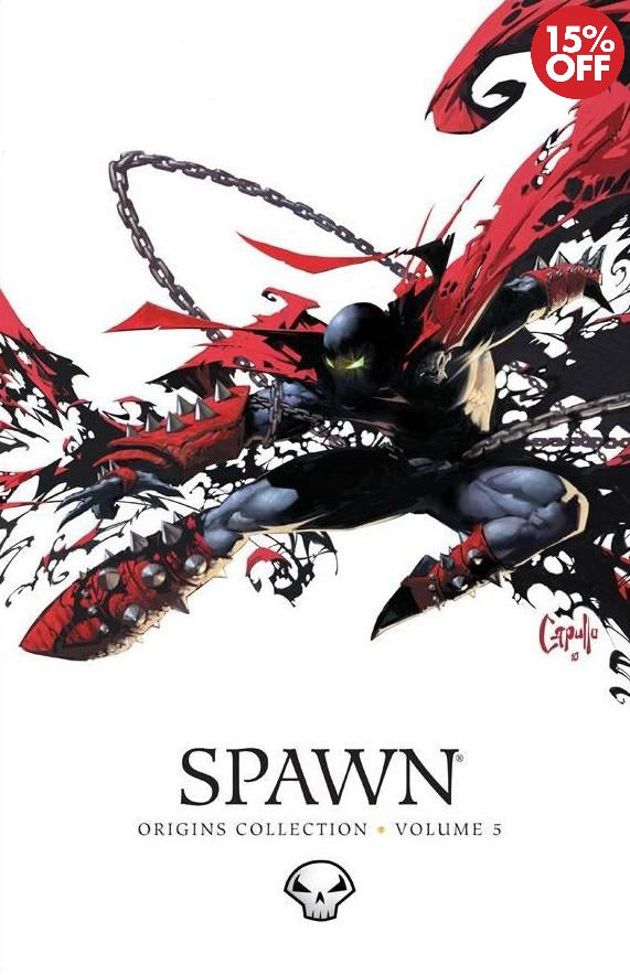 Spawn Origins Vol 05