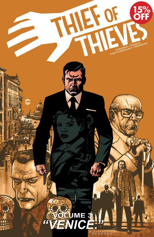 THIEF OF THIEVES TP VOL 03