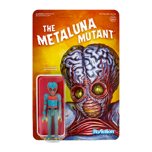UNIVERSAL MONSTERS REACTION FIGURE - THE METALUNA MUTANT
