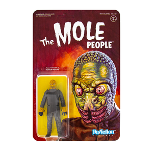 UNIVERSAL MONSTERS REACTION FIGURE - THE MOLE PEOPLE