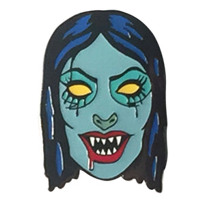 Vampyra Girl Enamel Pin