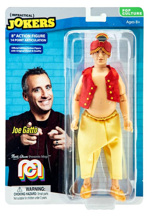 "Impractical Jokers Joe Gatto 8"" Action Figure"