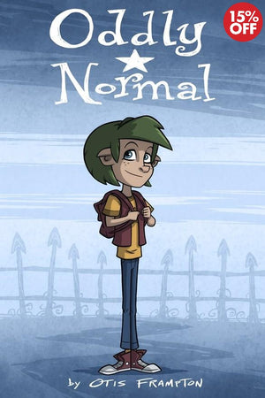 Oddly Normal Vol 01