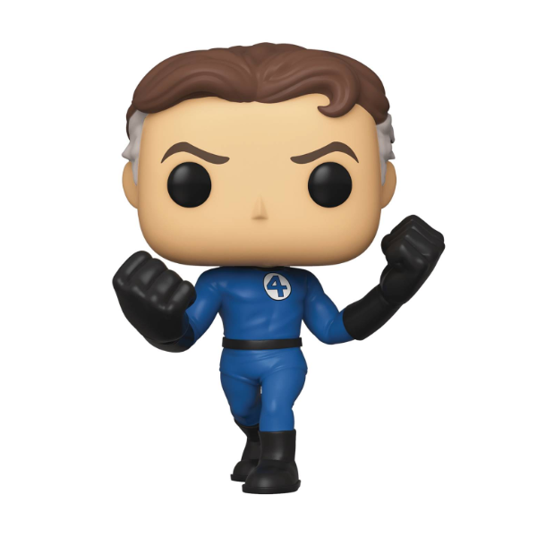 POP Marvel Fantastic Four Mister Fantastic