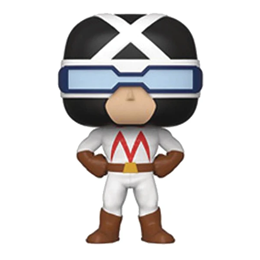 POP Animation Speed Racer Racer X