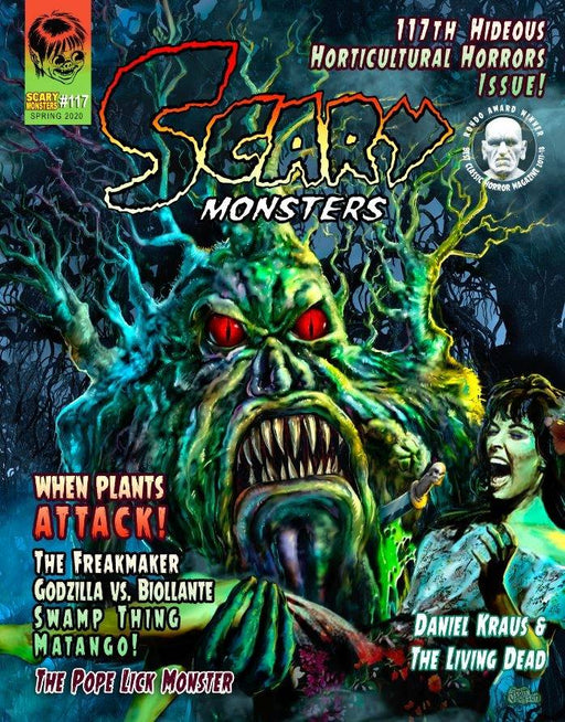 Scary Monster Magazine #117