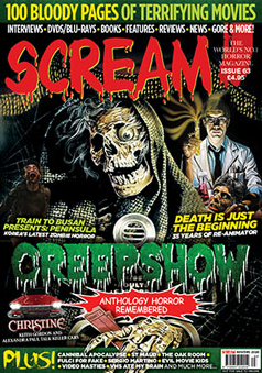 Scream Magazine #63