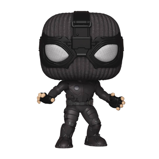 POP Spider-Man Far From Home Stealth Suit