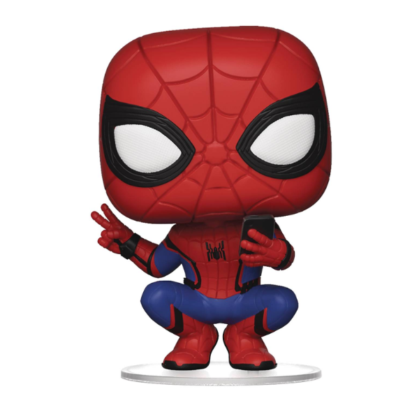 POP Spider-Man Far From Home Hero Suit
