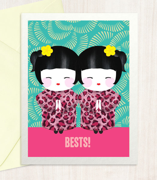 Bests (BE33) - blingbebe shop ::: greetings that shine