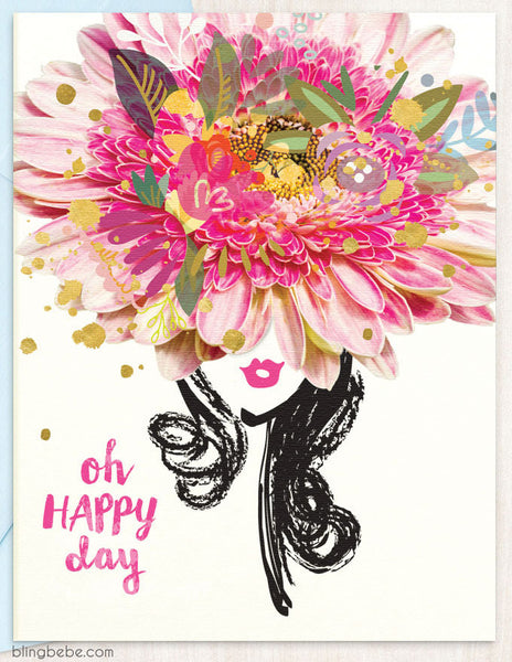 Oh Happy Day - blingbebe shop ::: greetings that shine