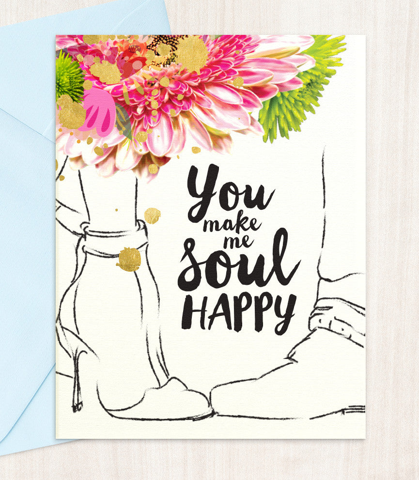 Soul Happy (SH21) - blingbebe shop ::: greetings that shine