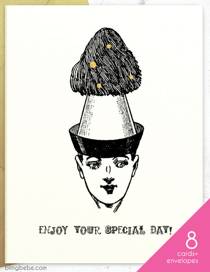 Enjoy Your Special Day Box Set - blingbebe shop ::: greetings that shine