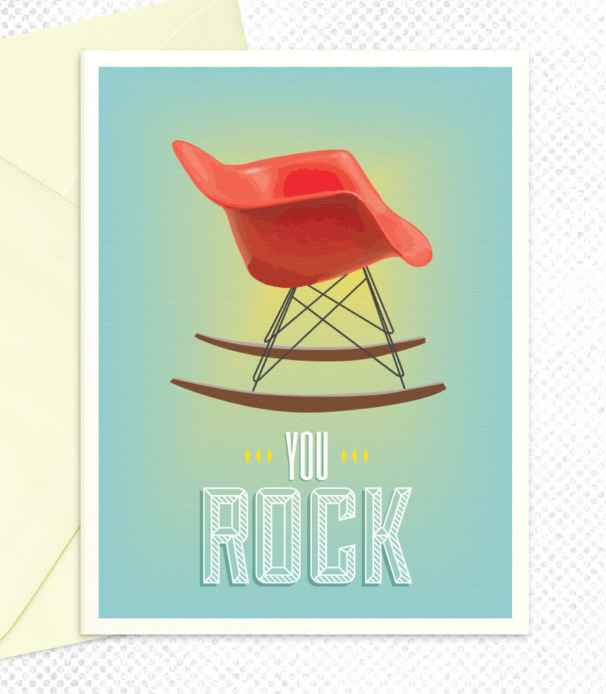You Rock (YR17) - blingbebe shop ::: greetings that shine