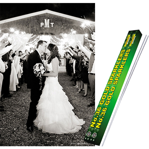 36 Inch Wedding Sparklers Special Event Sparklers