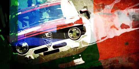 Alfa Romeo Artwork