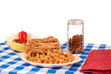 Whole Grain Red Pepper Pasta
